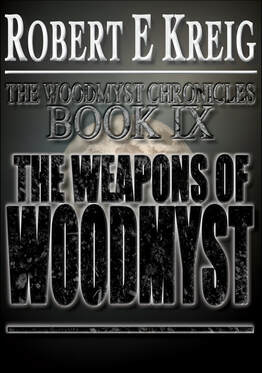 It's Here. the weapons of woodmyst is available.